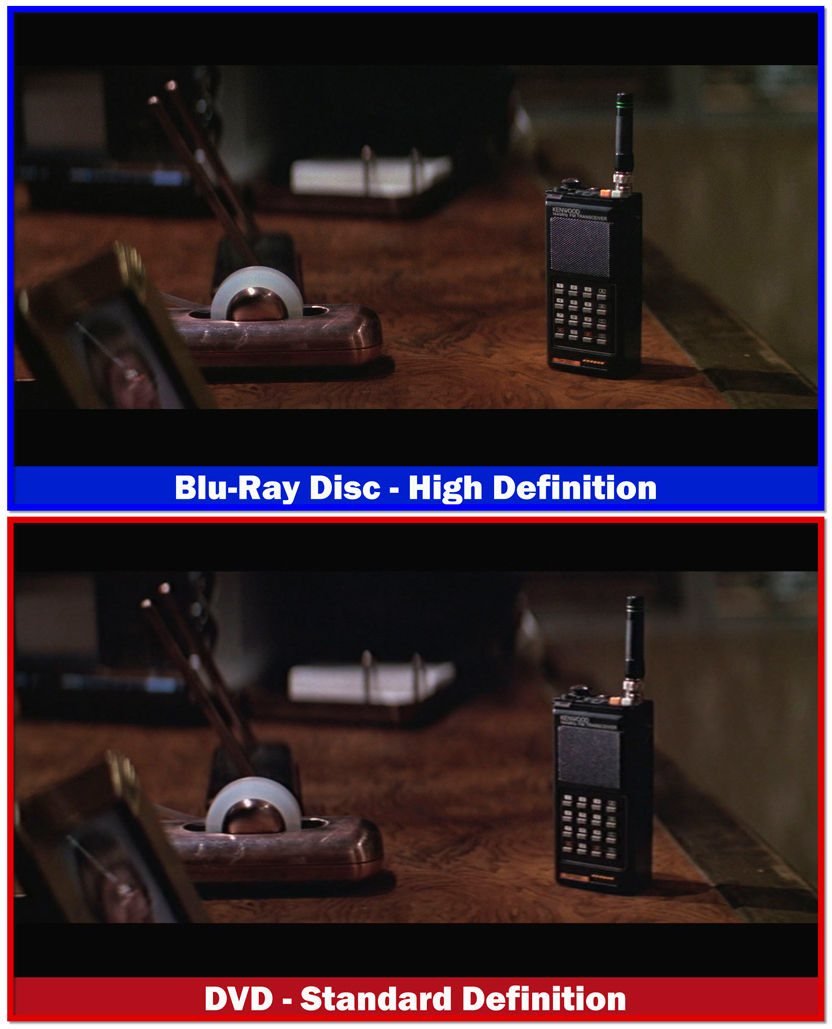 Comparación entre Blu-Ray vs HD DVD
